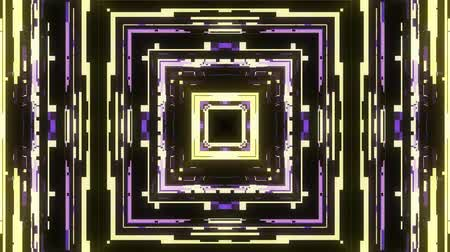 piracy : fast symmetrical square shape shiny glitch interference screen background for logo animation new quality digital twitch technology pattern colorful video footage