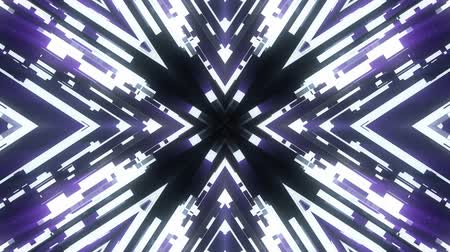 piracy : fast symmetrical arrow shape shiny glitch interference screen background for logo animation new quality digital twitch technology pattern colorful video footage