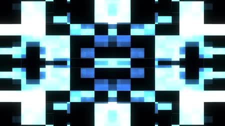 błąd : fast symmetrical shiny colorful glitch interference screen background for logo animation new quality digital twitch technology pattern colorful video footage Wideo