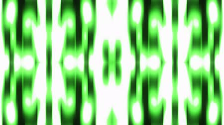 equalizador : abstract soft blured shiny vertical symmetrical green lines stripes background animation seamless loop New quality universal motion dynamic animated colorful joyful cool music stock video footage Vídeos