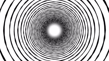 kyberprostor : Flight in 3d abstract rib tunnel drawing motion graphics animation background new quality vintage style cool nice beautiful 4k video footage