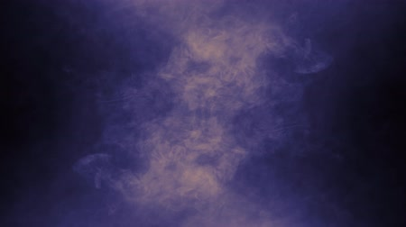 zen como : natural colored symmetrical smoke cloud turbulence abstract animation background new quality colorful cool art nice holiday 4k stock video footage