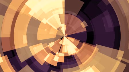 универсальный : abstract color moving circle block background seamless loop animation New quality universal motion dynamic animated technological colorful joyful dance music video 4k stock footage