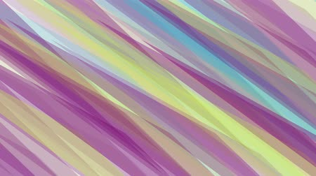 abstract colorful slow rotating lines background New quality universal motion dynamic animated colorful joyful music 4k stock video footage Dostupné videozáznamy