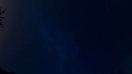 estrela : Time lapse of stars moving across sky.