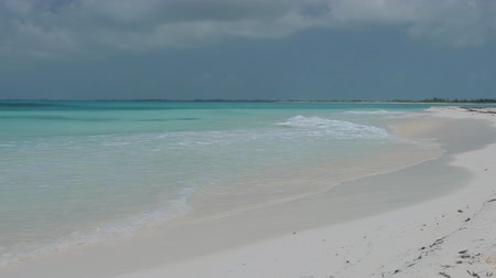 Tropical beach of Cayo Largo island