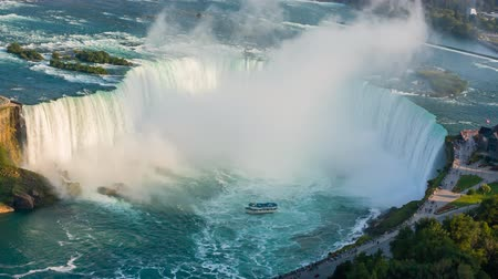 Niagara Falls from Canada side. Canada