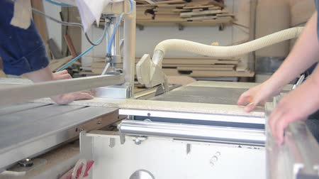 production tool : Production of cabinet furniture