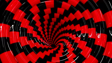 neverending : Endless rotating hypnotic spiral loopable video 4K