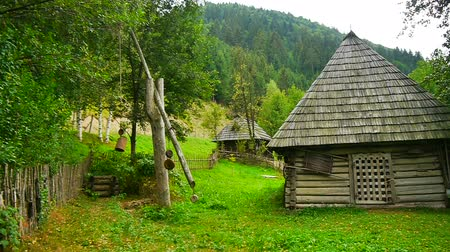 vila : Carpathian village