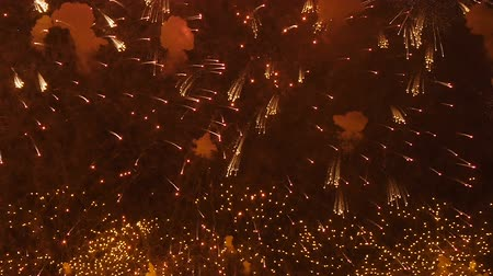fantastický : Amazing Firework Show Russia Moscow