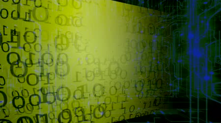 vincular : Binary Code. Background - Abstract Big Data. Data stream