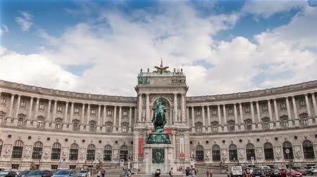 hofburg : The Neue Burg building in Vienna