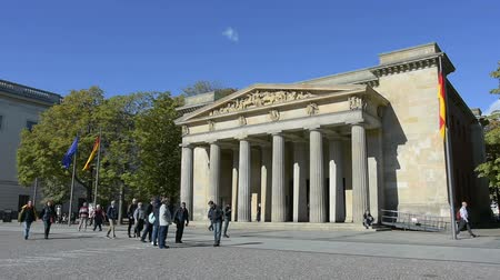 tyranny : A view of the Neue Wache in Berlin