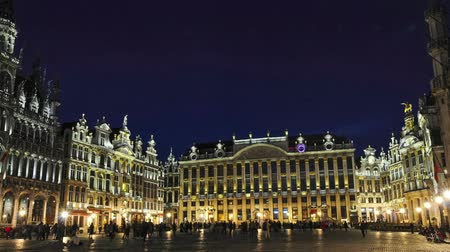 belga : Grand Place in Brussels