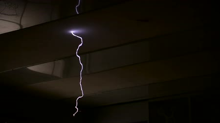 dazzle : High voltage electrical discharge generated