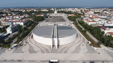 marian : Sanctuary of Fatima, Portugal. From above.