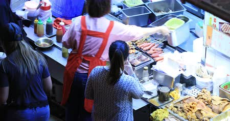 kari : Traditional Asian Cuisine Famous Among Travelers And Tourists Visiting Hong Kong Dostupné videozáznamy