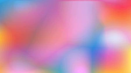 Multicolored motion gradient background animation with optional luma matte. Alpha Luma Matte included.