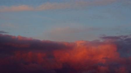 Red Cloud Sundown time lapse