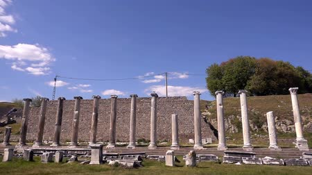 акрополь : Ancient Medical Center Asklepion in Bergama