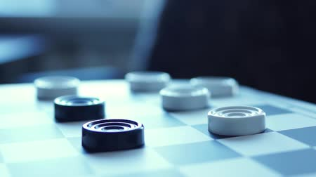 planı : Checkers on checkerboard