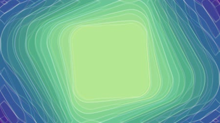 spletitý : Abstract video background with rhombus in tunnel motion, blend effect, seamless animation in light green and purple Dostupné videozáznamy