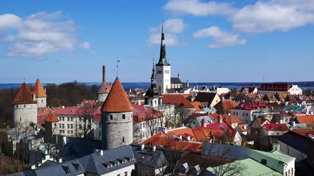 Észtország : Historic Centre Old Town of Tallinn
