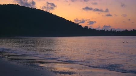 yat : Sunrise on tropical islands