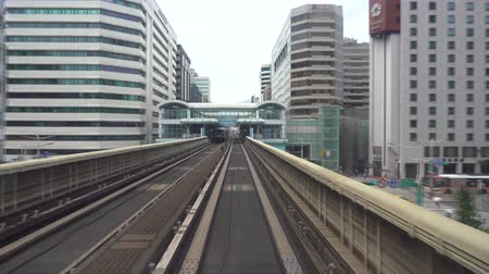 přihrádka : Taipei metro station system. Taipei cityscape, view from the MRT Wenhu line compartment ( 4K UHD time-lapse ) Dostupné videozáznamy