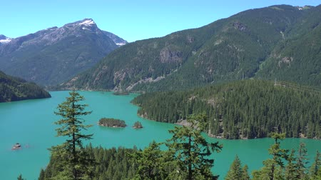 diablo : North Cascades Diablo Lake Overlook