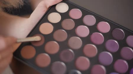 продукты : brush and set makeup eyeshadow