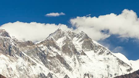 sherpa : Mount. Everest, 8845m highest mountain.