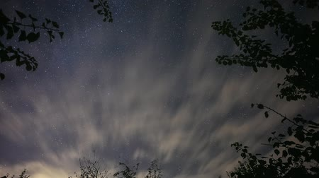 teleskop : Stars Sky Turning Space Astrophotography Time Lapse