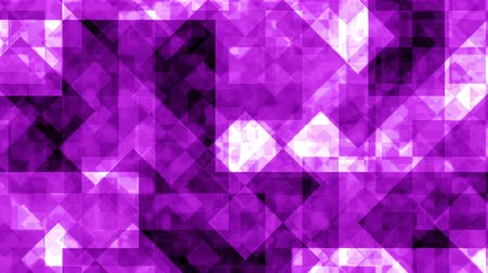 prim : Abstract Background Purple Crystals Seamless Looped