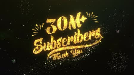 membro : 30M+ Subscribers  Greeting and Wishes Sparklers firework .