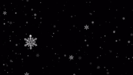 разброс : Gentle Christmas Morning Big Snow seamless loop Green Screen Animation snow snowfall snowflake Particles Seamlessly Loop Black Alpha Green Screen Animation