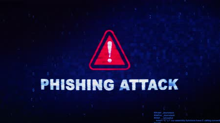 phishing : Phishing Attack Text Digital Noise Glitch Effect Tv Screen Background. Login and Password With System Error Security ,Hacking Alert , Cyber Crime Attack Computer Error Distortion Message .