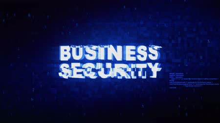 публиковать : Business Security Text Digital Noise Twitch and Glitch Effect Tv Screen Loop Animation Background. Login and Password Retro VHS Vintage and Pixel Distortion Glitches Computer Error Message.
