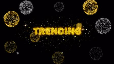 cupom : Trending Text Reveal on Glitter Golden Particles Firework. Sale, Discount Price, Off Deals, Offer promotion offer percent discount ads 4K Loop Animation.