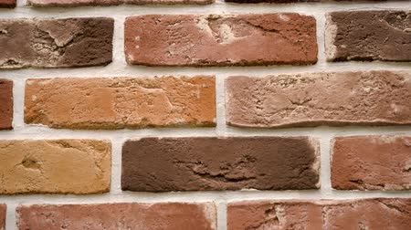 кирпичная кладка : Pan red decorative brick your home. Brickwork background. Unique drawing block. Clear place for your isolated text pattern. Empty space for your title copy space. Copyspace logo to blank design.