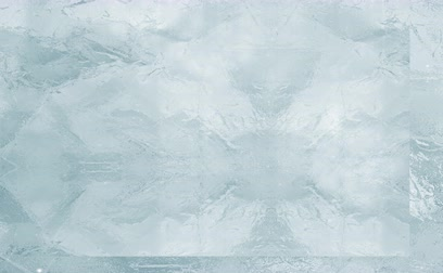 křaplavý : An illustrated frozen ice texture