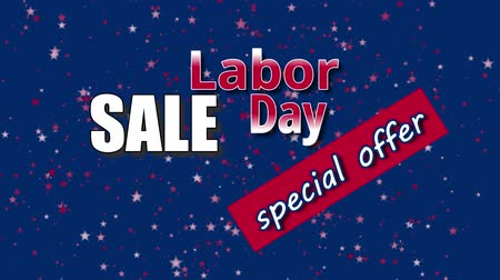 president of united states : Labor Day Sale, special offer text