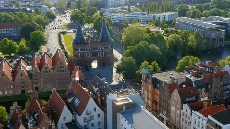 trave : Lubeck, Germany