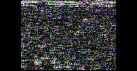 ntsc : Noise Static flicker. HD VHS. Analog TV signal, retro video recording cassette, TV channels error.