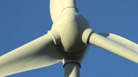 turbine : Wind Turbine close up