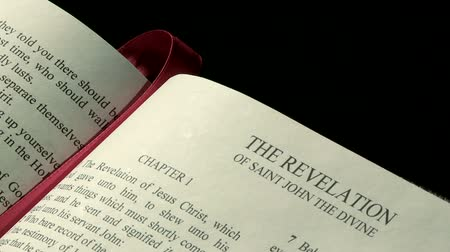 İncil : The Holy Bible, Revelation