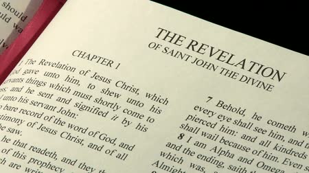 religioso : The Holy Bible, Revelation