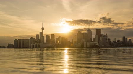 greater : Day Time in Toronto Stock Footage