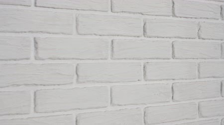 reojo : white brick wall as background